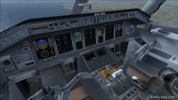 FSX American Connections Embraer ERJ-140LR image 3
