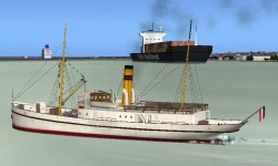 FS2004 Steamship complete with panel and image 2