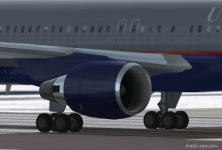 Fs2002 Primo Collection 757-200 United Sound Set image 1