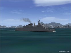 FS2004 Project BN AI Traffic warships image 1