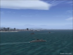 FS2004 Project BN AI Traffic warships image 2