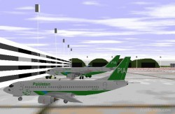 Fs98 Scenery- Lahore Intl Airport v2 image 1