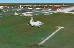 Flight Simulator 2004 Scenery Randolph Air image 1
