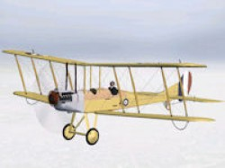 FS2004 Royal Aircraft Factory BE2c image 1