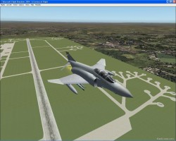 FS2004 RAF Wildenrath Full AI Package image 1