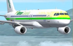 Fs2002 A320 201s Binter Canarias Textures image 1