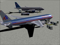 Flight Simulator 2004 Real Airlines AI Traffic image 2