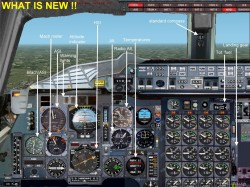 Fs2002 Concorde Real Panel With image 1