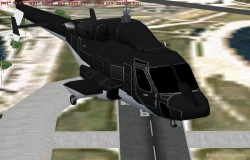 FS2002 Rf Airwolf Supersonic mach 1.3 Water image 1
