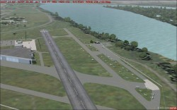 FS2004 Rockcliffe Flying Club Ontario image 2
