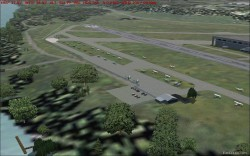 FS2004 Rockcliffe Flying Club Ontario image 3