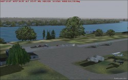 FS2004 Rockcliffe Flying Club Ontario image 4