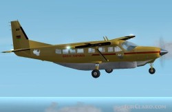 Fs2002 exclusively Cessna 208b Grand Caravan image 1