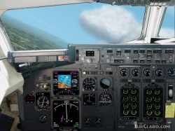 FS2002 Avro Rj85 And Rj100 Panel image 1