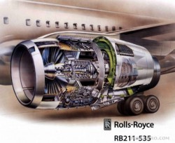 Airbus A320 Rolls Royce RB211 Sounds image 1