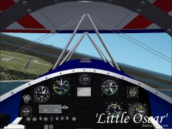 FS2002 Pitts S-1e Oscar Australian Pitts image 1