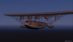 FS2004/FSX Sikorsky S-40 Pan Clipper image 1