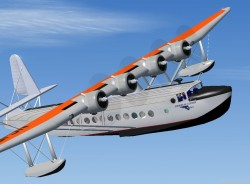 FS2004 Sikorsky S-42B Dominican Clipper image 1