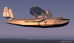 FS2004 Sikorsky S-42 Brazilian Clipper NC-822M image 2
