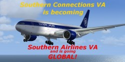 FSX Southern Airlines VA Boeing 777-200ER image 3
