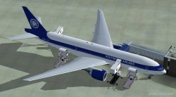 FSX Southern Airlines VA Boeing 777-200ER image 5
