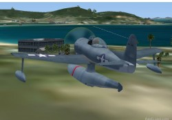 FS2004/FSX Curtiss Seahawk effects/fix image 1