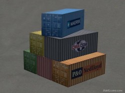 compilation simple shipping containers image 1