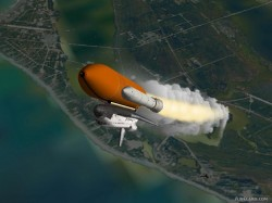 video features complete flight launch image 2