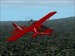 FS2002 Interplane Skyboy Czech built image 1