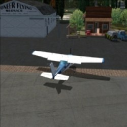 FS2004 South Lake Tahoe Aiport Up date by image 1