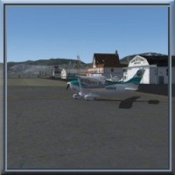 FS2004 South Lake Tahoe Aiport date image 2