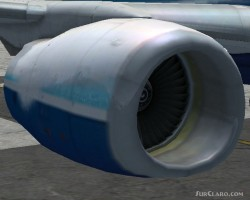 FSX/FS2004 General Electric CFM-56 7B Sounds image 1