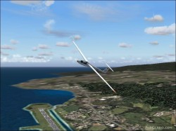 FS2002/2004 French Polynesia Pack1 Soaring image 1