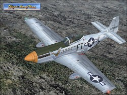 P51 Mustang Soundpackage Fs2002&cfs2 Aaron image 1