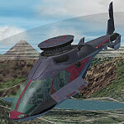 TAXO - SUPERSONIC - MILITARY - concept - image 1