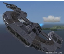 G-Wing Escape Ship CFS3 image 1