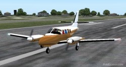 FSX Aircraft - Cessna 303 called image 1