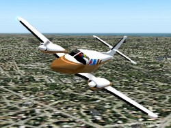 FSX Aircraft - Cessna 303 called image 2