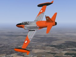 Fs2004 T-33A Italian Air Force 14 Stormo image 1
