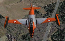 Fs2004 T-33A Italian Air Force Reparto image 2