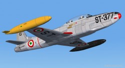 FSX SP2 Acceleration Lockheed T-33A image 2