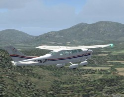 Textures exclusively Cessna 206 image 1