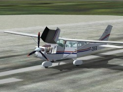 Textures exclusively Cessna 206 image 2