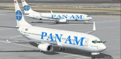 Boeing 737 - 800 Pan American World Airlines image 1