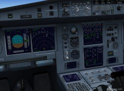 FSX Airbus A340-600 Model with diffuse bump image 1