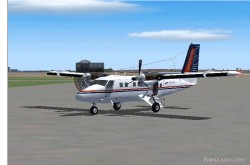 FS2004 Aeroperlas New Colors/Turismo Aereo image 3