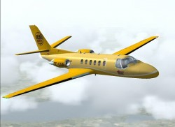 FS 2004 Eaglesoft Development Group Citation II image 1