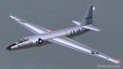 FS2002/FS2004 Lockheed U-2A Dragon Lady image 1