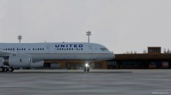 Project Opensky Boeing 757-200 United Airlines image 1