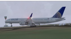Project Opensky Boeing 757-200 United Airlines image 2